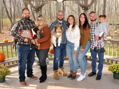 Lucas Family 2020