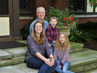 Hall Family 2020